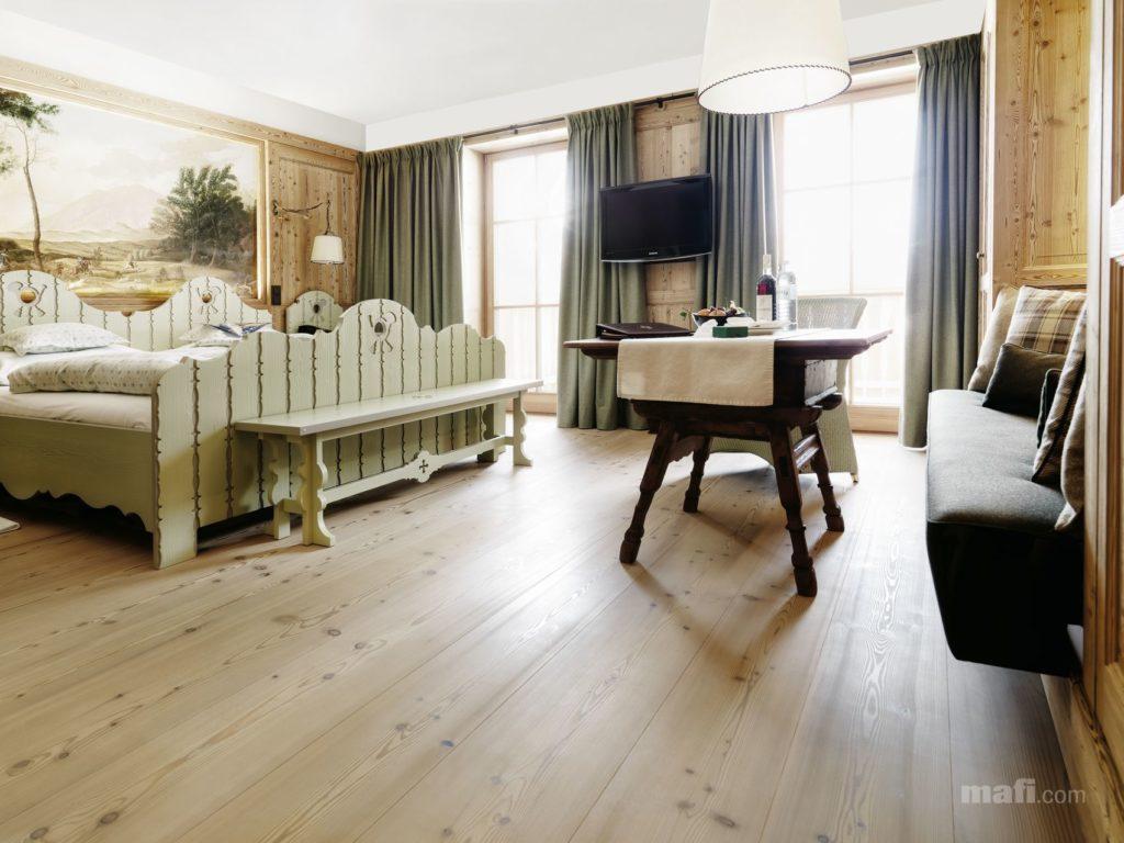 podłogi drewniane kolekcja Alphin